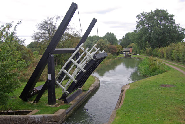 Northampton Arm, Grand Union Canal, Rothersthorpe