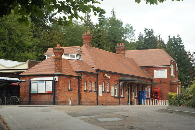 Horsley Railway Station