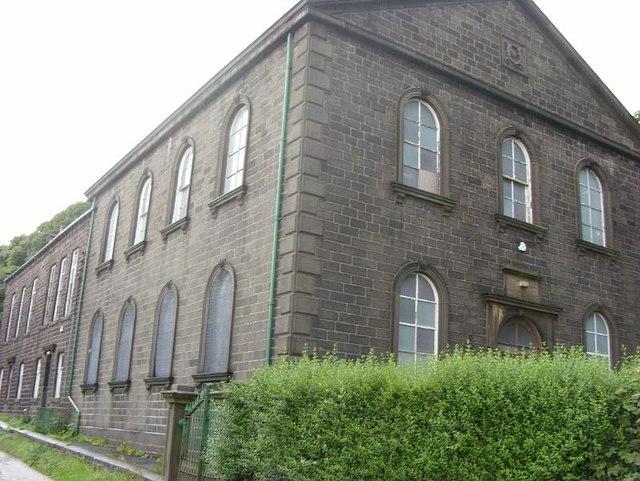 Wainsgate Chapel