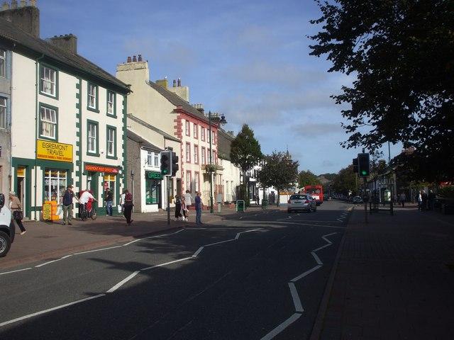 Main St, Egremont
