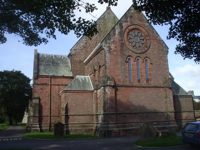 Church of St Mary & St Michael, Egremont