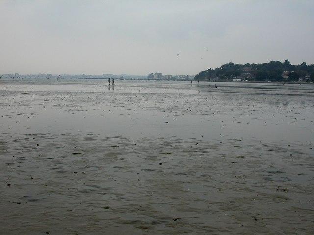Sandbanks, sands