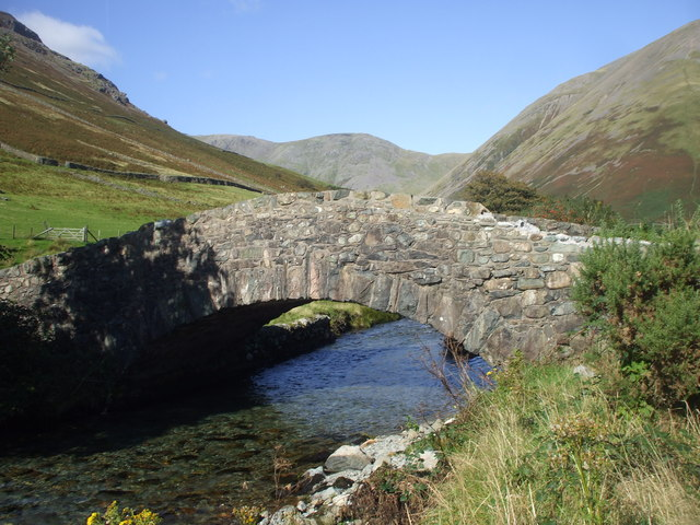 Down in the Dale Bridge, Wasdale