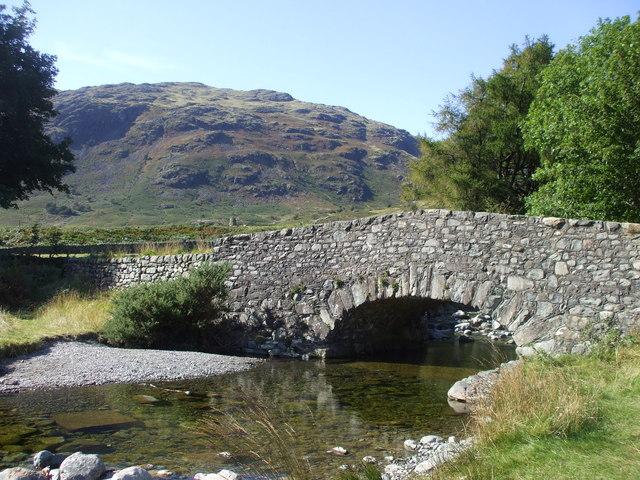 Overbeck Bridge, Wast Water