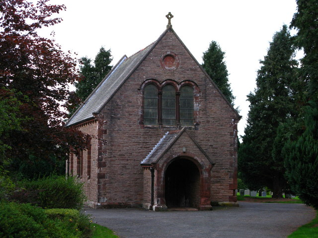 Chapel Of Rest, Appleby Cemetery