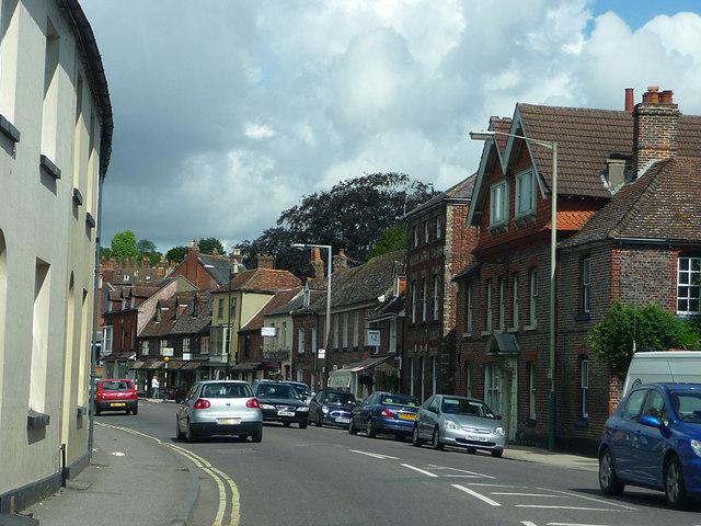 London Road, Marlborough