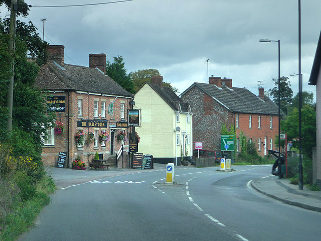 The Barleycorn, Collingbourne Kingston