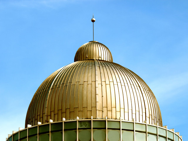 Hull Law Courts' Dome