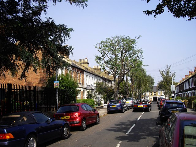 Pyrmont Road