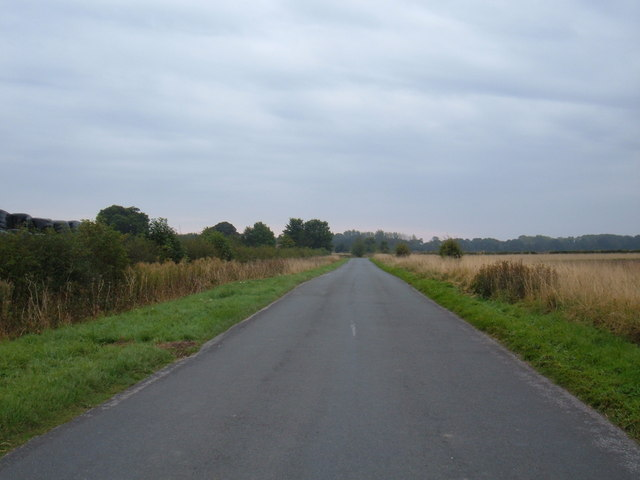 Minor Road Towards Kilnwick