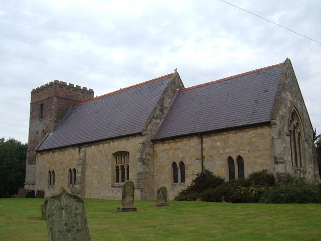 All Saints Church, Kilnwick