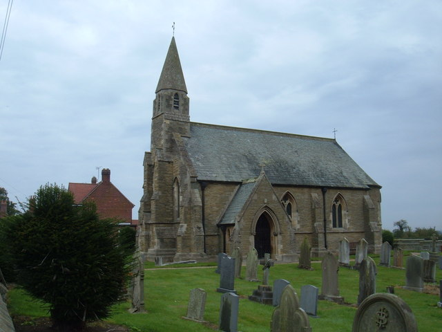 St Margaret's Church, Beswick