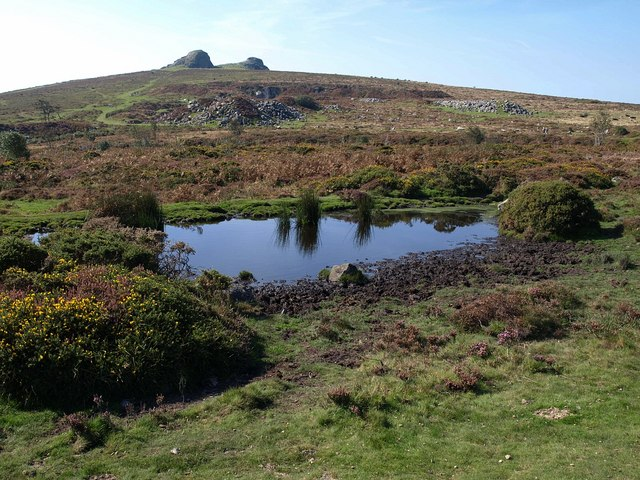 Pool near Haytor