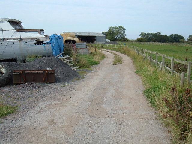 Bridleway to Aike