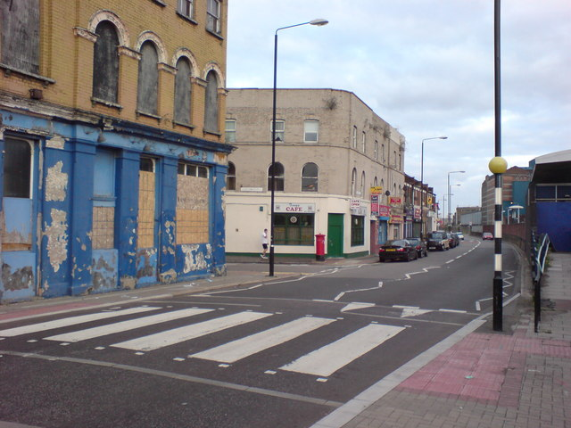 Connaught Road, E16