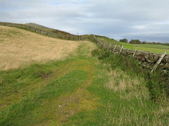 Path to the Pentland Hills