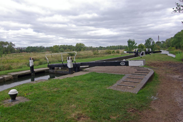 No 15 Lock, Northampton Arm, Grand Union Canal
