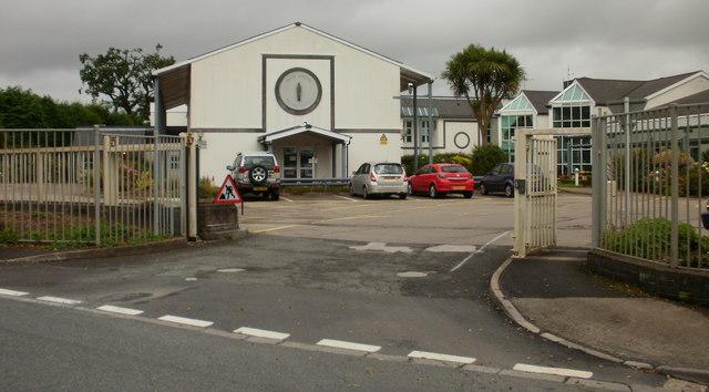 St Joseph's Hospital, Newport