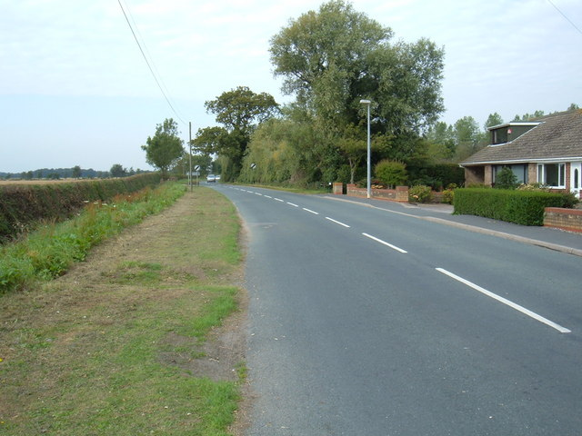 Old Road, Leconfield