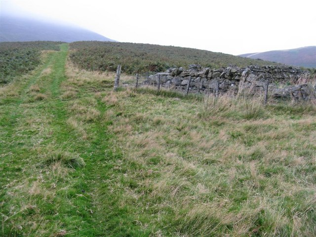 Path to the Pentlands