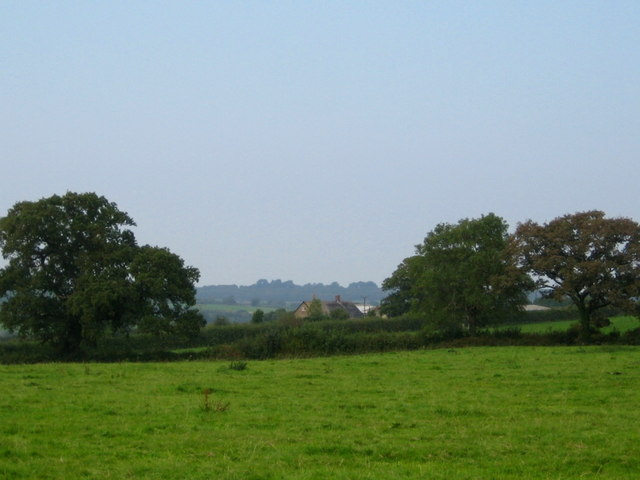 Across the lane from Liberty Farm
