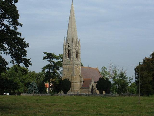 St Leonard's Church, Scorborough