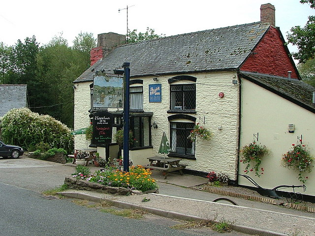 The Bridge Inn at Kentchurch