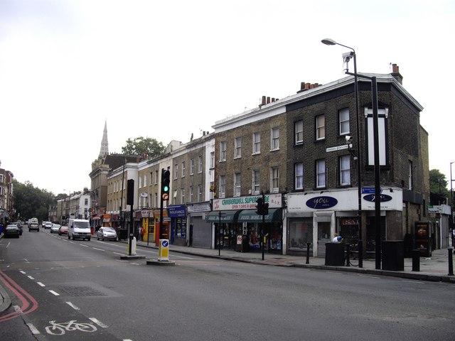 Camberwell Church Street