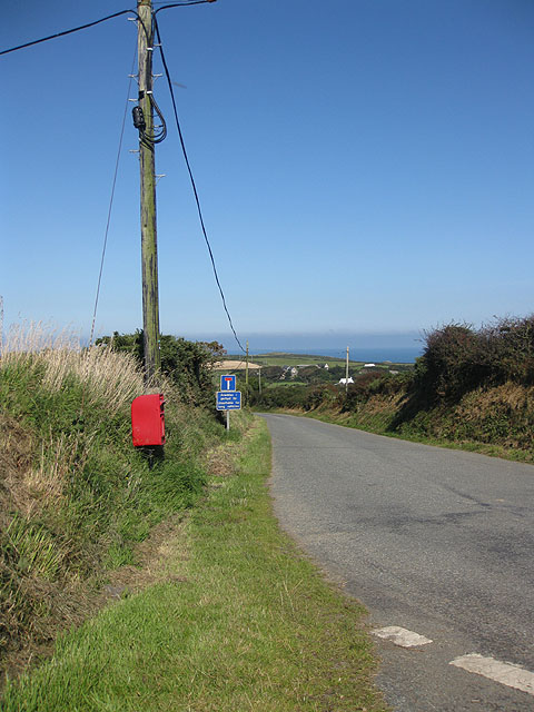 Road to Strumble Head
