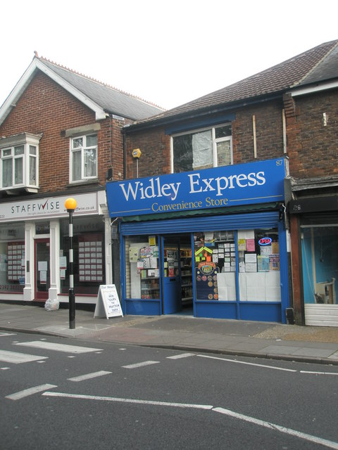 New newsagent in Cosham High Street (2)