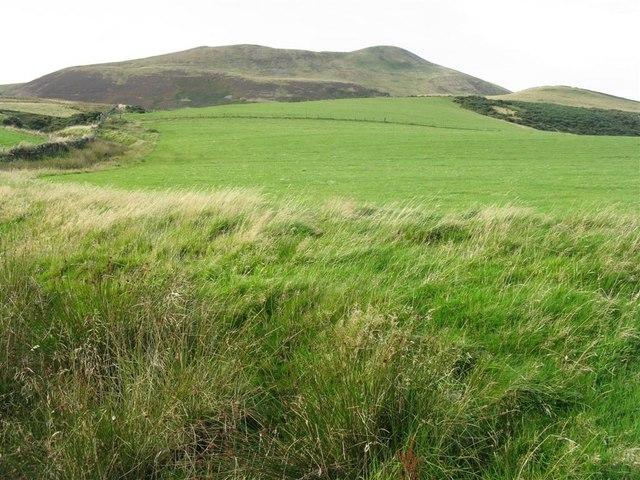 Turnhouse Hill from Lawhead Farm