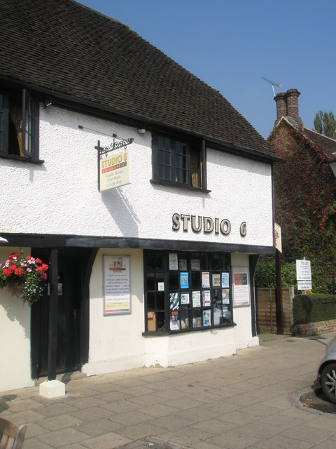 Studio 6 in The Square, Wickham