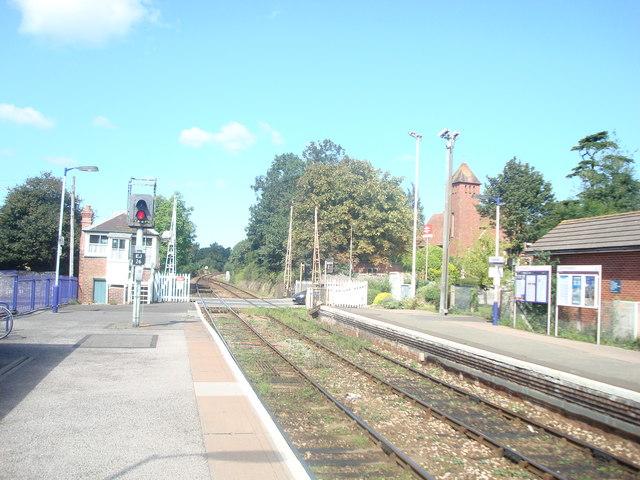 Topsham Railway Station