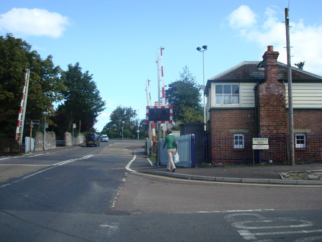 Station Road, Topsham