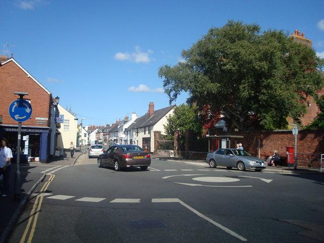 High Street, Topsham