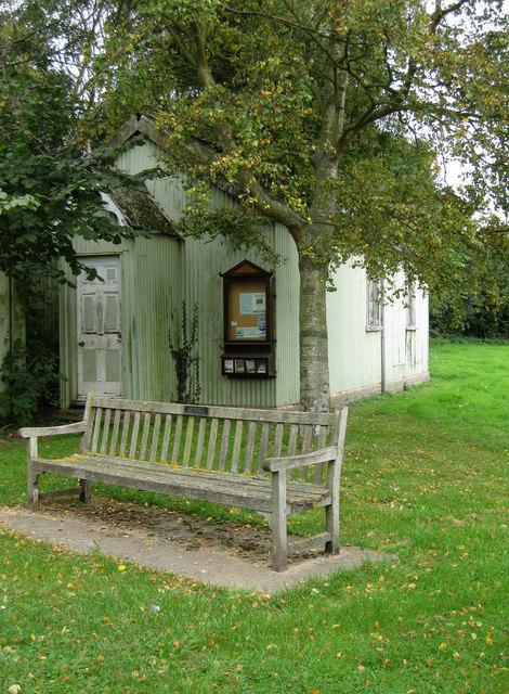 The 'tin tabernacle'