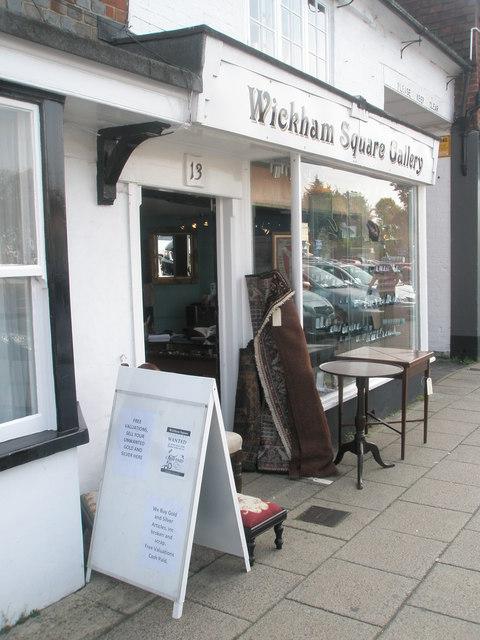 Wickham Square Gallery