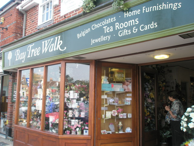 Bay Tree Walk in The Square at Wickham