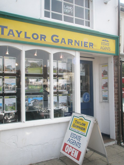 Taylor Garnier in The Square at Wickham