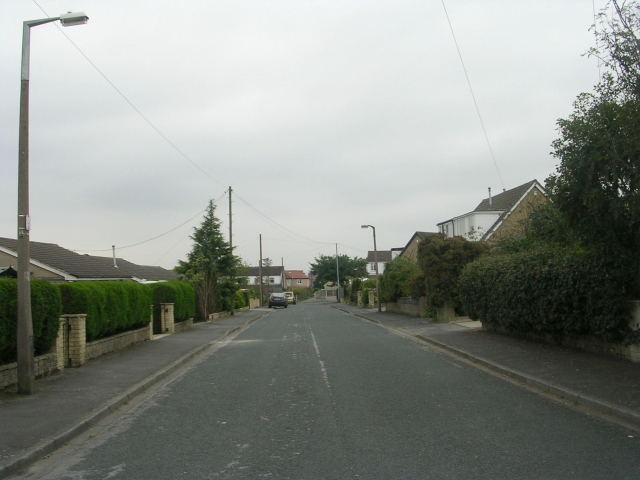 Parkside Drive - Parkside Avenue