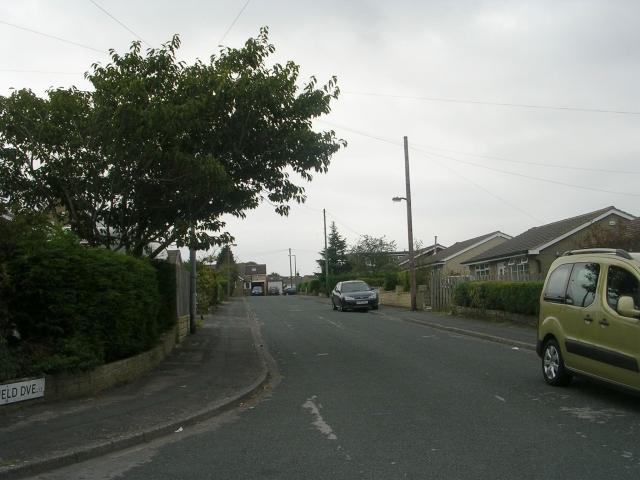 Parkfield Drive - Coniston Avenue