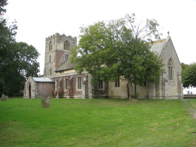 Hogsthorpe - St. Mary's Parish Church