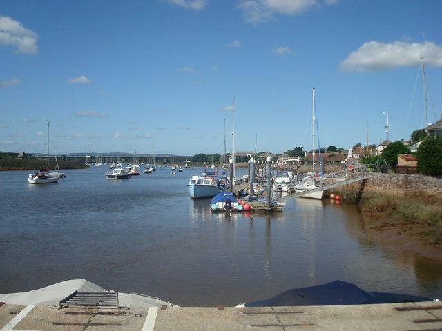 River Exe at Topsham