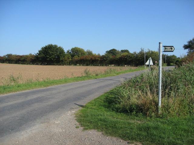 Hogsthorpe - Mill Lane