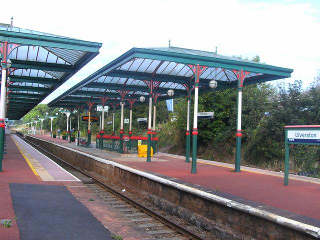 Ulverston Railway Station