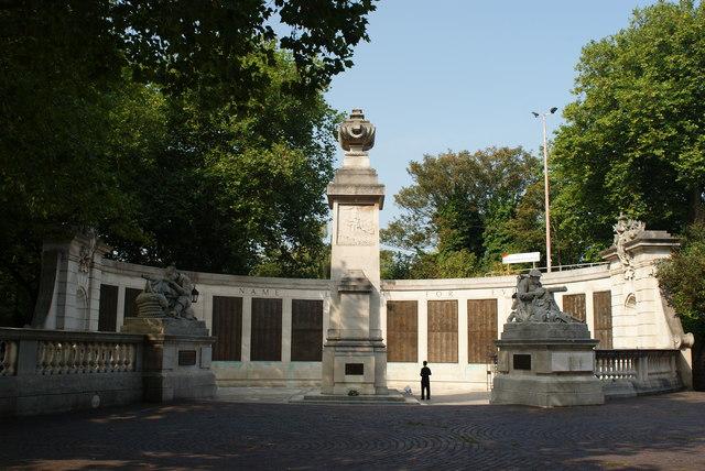 War Memorial, Portsmouth, Hampshire