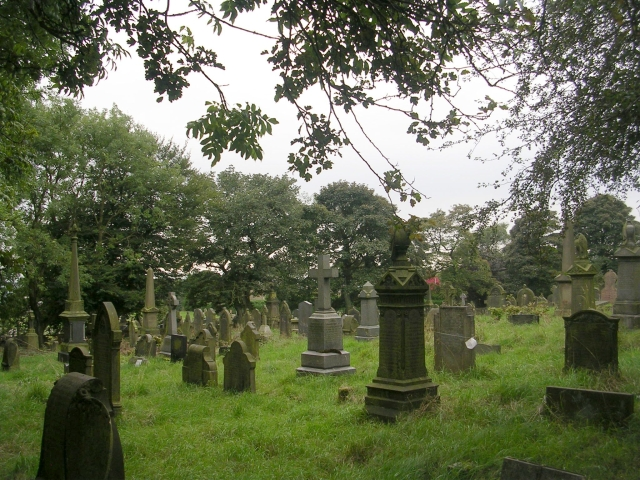 Holy Trinity Graveyard - West End