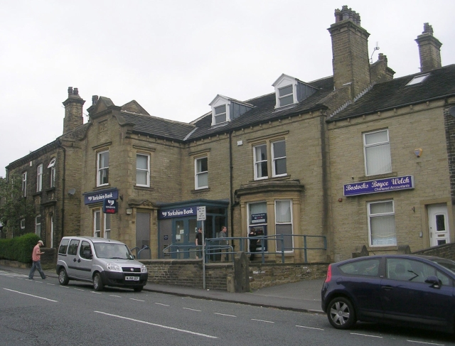 Yorkshire Bank - High Street