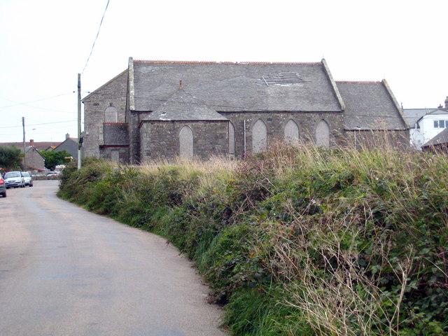 Trewellard Wesleyan Sunday School