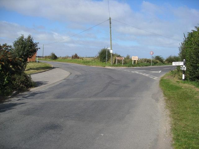 Anderby Creek - Lane Junction